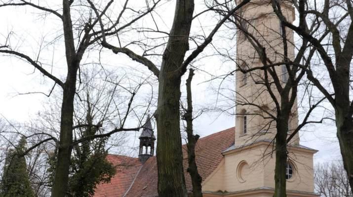 Die Kreuzkirche in Königs Wusterhausen