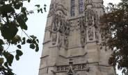 Der Turm Saint Jaques in Paris