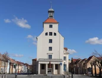 Das Rathaus von Treuenbrietzen