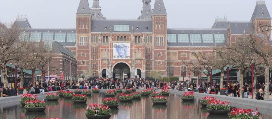 Der Besuch des Rijksmuseums ist mit der Amsterdam City Card kostenlos