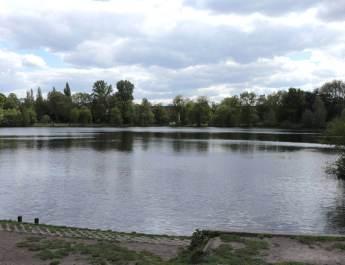 Der Schäfersee in Reinickendorf