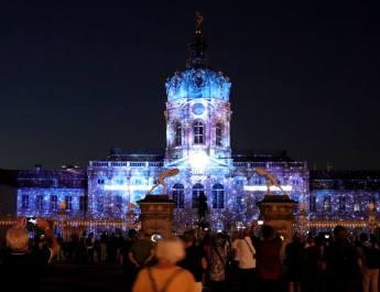 """Together we shine"" ist das Motto des Festivals of Lights 2020"