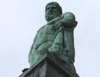 Herkules-Statue in Kassel