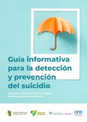 Guía informativa para la detección y prevención del suicidio