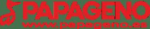 Logotipo Papageno.es