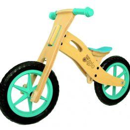 Bicicleta de Inicio de madera GIO ECO