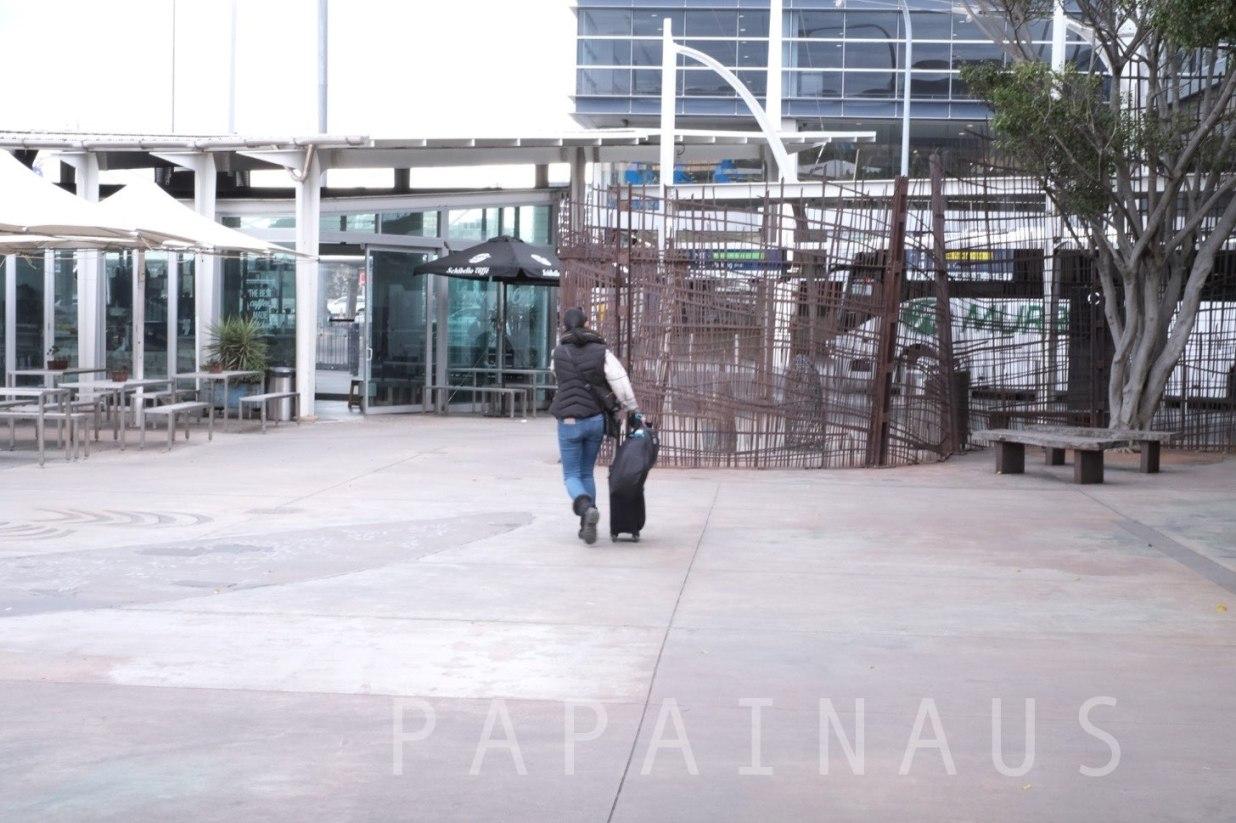 シドニー空港駐車場