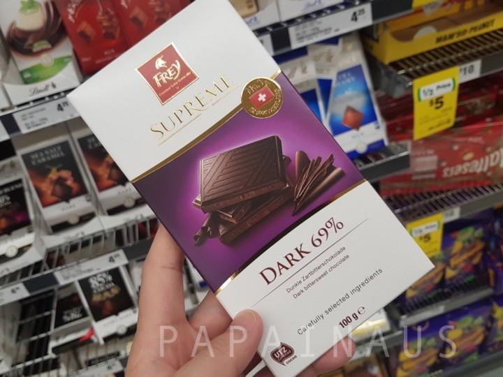 Freyスイス産チョコ