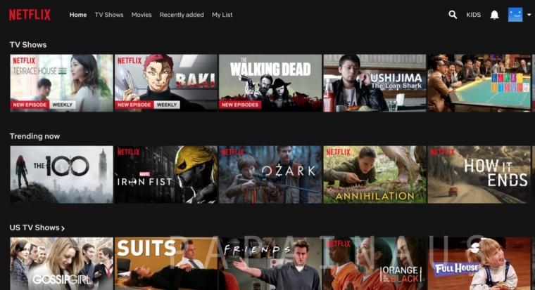 日本版Netflix。日本のドラマ、映画などが見れる