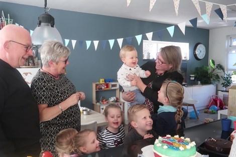Video Rubens verjaardag