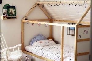 Ikea kura bed hack slaapkamer kinderen