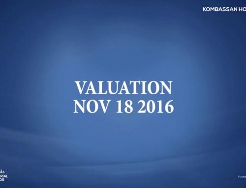 Neden Kombassan Holding'e Yatırım Yapmalı (Reklam)