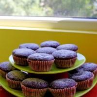 Muffins ciocolatosi...