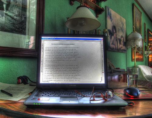 vaterblog schreiben