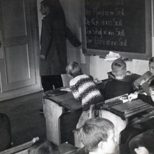 Schulklasse 1965