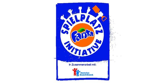 Fanta Spielplatz-Initiative Logo