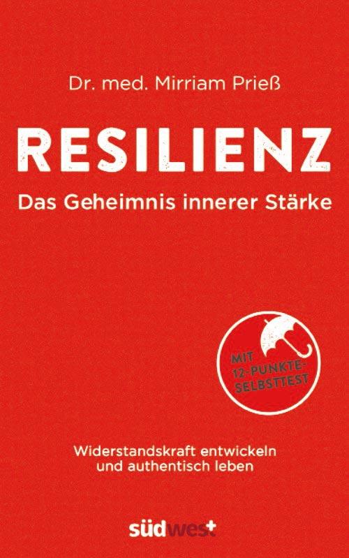 Resilienz Buchcover