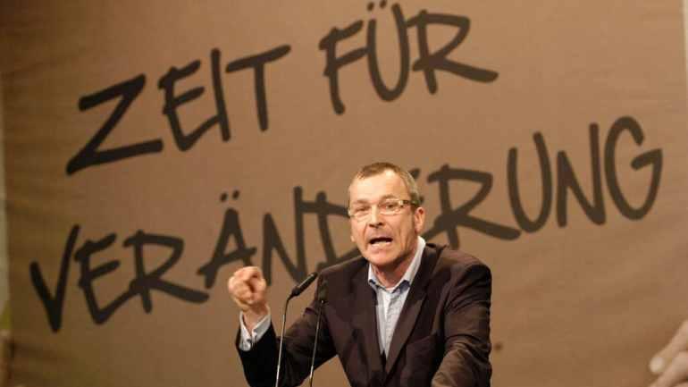 Volker Beck: Rechtsstaat und die Zeit für Veränderungen