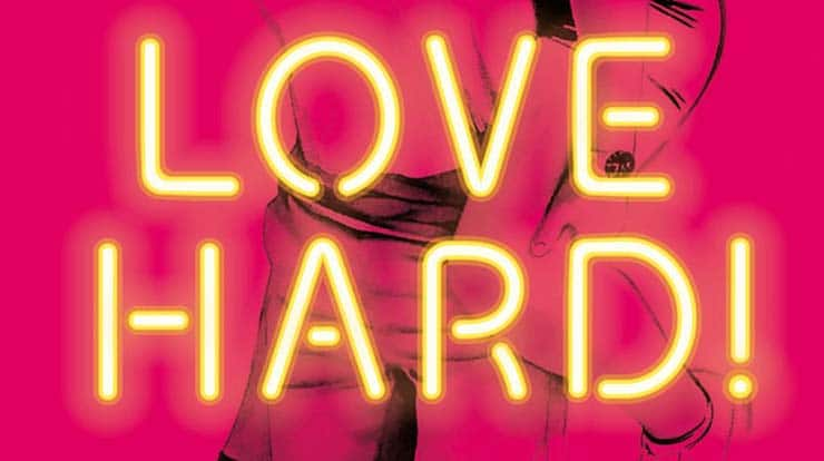 Love Hard - Auszug des Covers