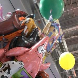 Männliche Lust und heiße Luft ... Ballons