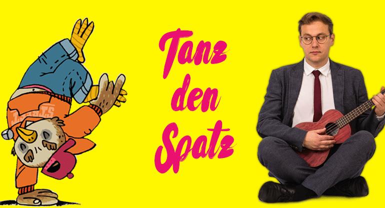 Tanz den Spatz von Sven van Thom