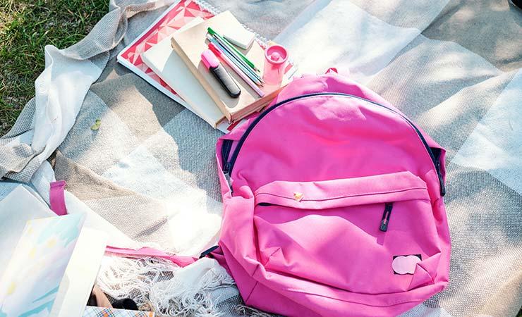 Homeschooling, Schulrucksäcke und Ranzen
