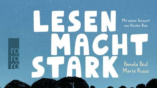 Cover-Ausschnitt: Lesen macht Stark