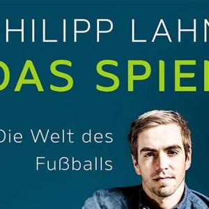 Buchcover: Philipp Lahm - Das Spiel