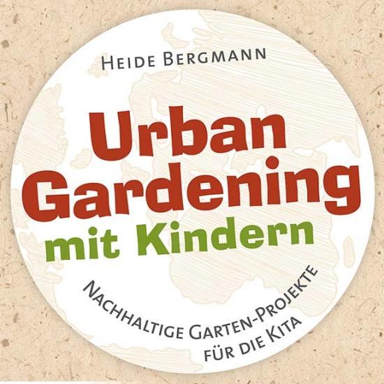 Urban Gardening mit Kindern Buchcover-Ausschnitt