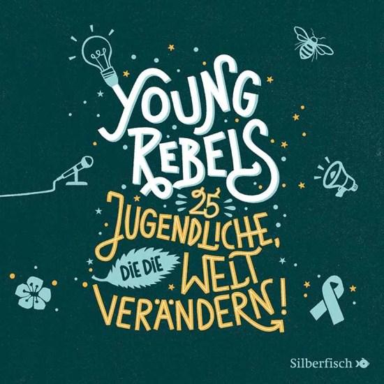 Hörspiele Cover der YOUNG REBELS