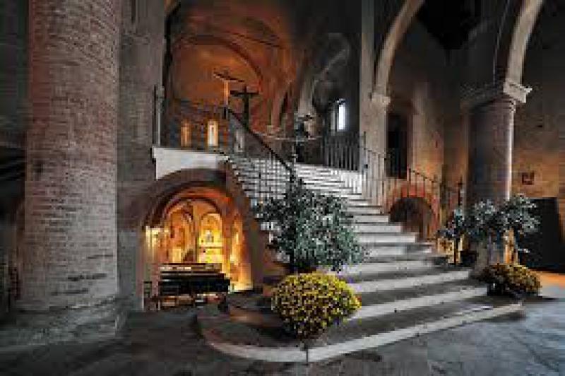 Risultati immagini per abbazia monteveglio