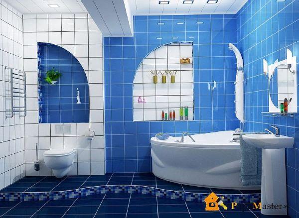 Этапы работ при ремонте ванной. Гидроизоляция ванной ...