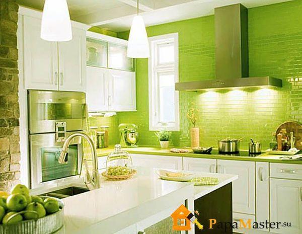 Как выбрать обои на маленькую кухню » Современный дизайн ...