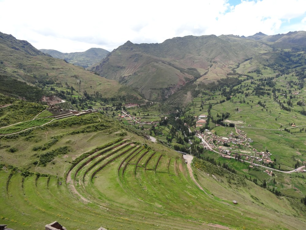 The Sacred Valley of the Incas (2/6)