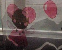 photo déco rideaux pour bébé