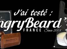 AngryBeard produits entretien barbe
