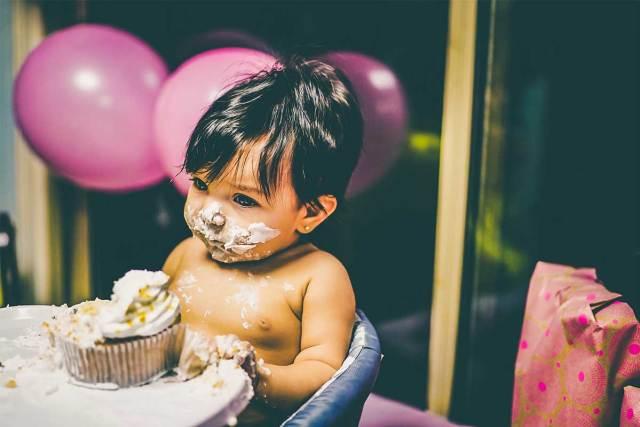 Bébé gourmand