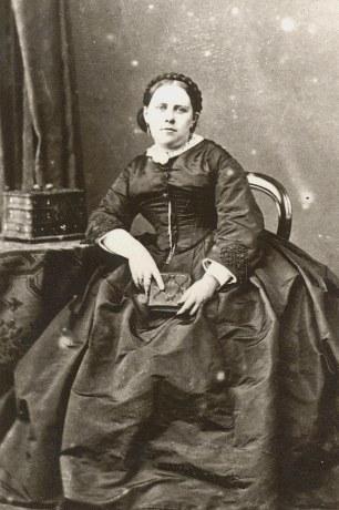 """Aurélie LEVOIR (x 4) 1842-1918 """"Valenciennes"""""""