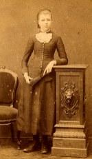 Marie DUBOIS (x 7) avant son mariage