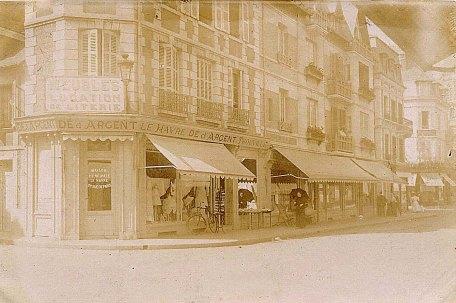 """Succursale du """"Dé d'Argent"""" à Trouville"""