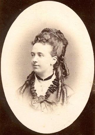 Clémentine LENDORMY de LA CHAIZE, mère de Gustave PADIEU (x 53)