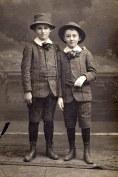 1914 - Jean et Stephan GHIKA (522 + 523)