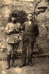 # 1916 - Robert (422) et Georges LANDRIEU (42)