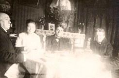 # 1920 - ? - Lucie LANDRIEU (421) - Charles CAILLEAUX - Mme LAMBERT (?)