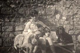 # 1925 - Philippe LANDRIEU (261) et ses chiens