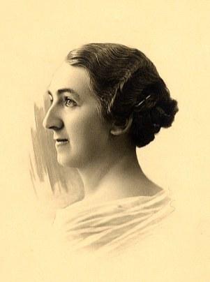 Octobre 1935 - Antoinette DEBISSCHOP, fiancée de René LANDRIEU (444)