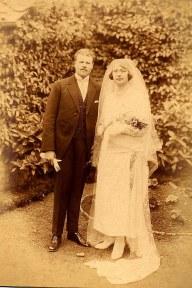 1925 - Mariage de Michel LANDRIEU (171) et de Noémie POYER
