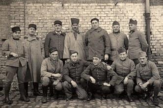 # 1939 - Denis LANDRIEU (173) au 1er rang, 2ème à droite
