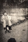 """1943 - A """"La Vigie"""" : Anne-Marie LANDRIEU"""