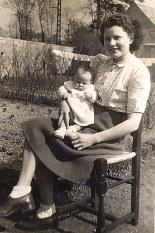 1948 - Jacqueline et Monique DUCROCQ (17211)
